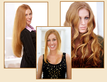 Human Hair Extensions from Dunmore